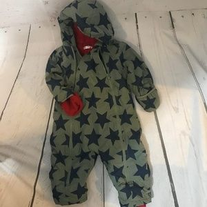 Baby Boden snowsuit, Size 18-24 months